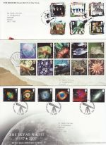 2007 Bulk Buy x 14 FDC With Special Postmarks (68974)