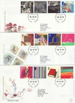 1999 Bulk Buy x12 Millennium From 1999 Bureau FDC (69585)
