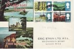 1966-05-02 Landscapes Stamps London FDC (69633)