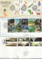 2006 Bulk Buy x14 FDC From The Year 2006 T/House (69653)