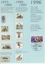 1996-08-14 Germany The Day of Stamps FDC (71241)