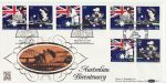 1988-06-21 Australian Bicentenary Joint Issue SPG5 (72834)