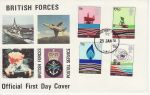 1978-01-25 Energy Stamps Forces FPO 92 cds FDC (73212)