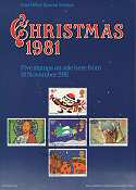 1981-11-18 Christmas Grille Card PL(P)2917 10/81 (7585)