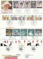 1998 Bulk Buy x8 Different from 1998 Bureau Pmk FDC (76502)