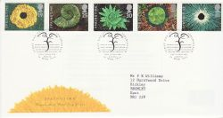 1995-03-14 Springtime Stamps Springfield FDC (78242)