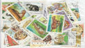 Worldwide x50 Big Cats Stamps in packet (J20)