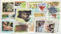 Worldwide x50 Animal Stamps in packet (J28)