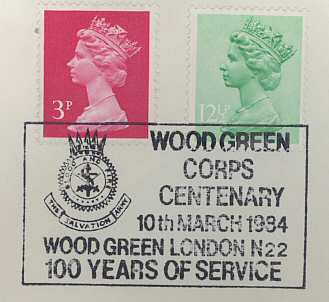 Wood Green Corps (pm234)
