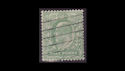 1902-13 KEVII SG217 ½d pale yellowish green used (S2570)