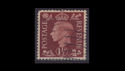 KGVI SG464 1½d Red Brown Used (S2587)