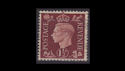 KGVI SG464 1½d Red Brown Used (S2589)