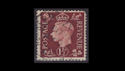 KGVI SG464 1½d Red Brown Used (S2590)
