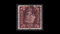 KGVI SG464wi 1½d Red Brown Inverted Used (S2592)