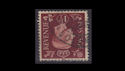 KGVI SG464wi 1½d Red Brown Inverted Used (S2593)