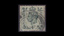 KGVI SG468 4d grey green used (S2606)