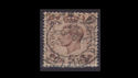 KGVI SG469 5d brown used (S2609)