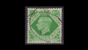 KGVI SG471 7d green used (S2614)
