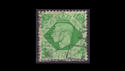 KGVI SG471 7d green used (S2615)