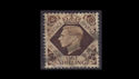 KGVI SG475 1s bistre brown Used (S2630)