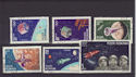 1965 Romania Space Navigation Stamps CTO (s2812)