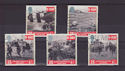 1994-06-06 D-Day Stamps Used Set (S2885)