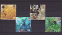 1998-08-25 Carnival Stamps Used Set (S2894)
