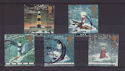 1998-03-24 Lighthouses Stamps Used Set (S2899)