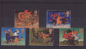 1998-07-21 Fantasy Novels Stamps Used Set (S2906)