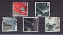 1996-10-01 Sports Cars Stamps Used Set (S2910)