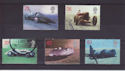 1998-09-29 Speed Car Stamps Used Set (S2911)