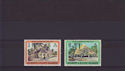 1971 Gilbert & Ellice Is New Constitution Stamps (s2999)