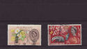 1963-05-16 SG637/8 Nature Week Stamps Used Set (s3008)