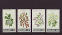 1971-07-14 Malawi Tree's Issue Set MNH (s3028)