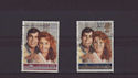 1986-07-22 SG1333/4 Royal Wedding Used Set
