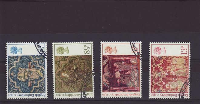 Christmas Stamps 1976