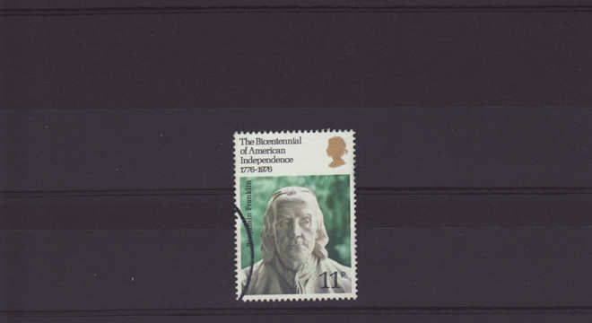 62nd Inter-Parliamentary Union Conference Stamp 1975
