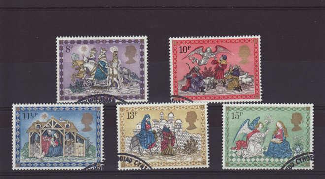 Christmas Stamps 1979