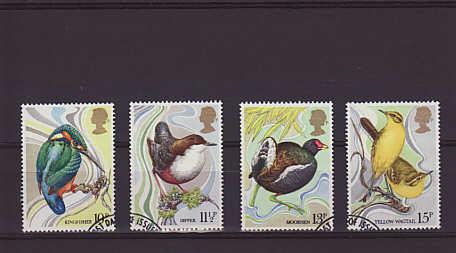 Birds Stamps 1980